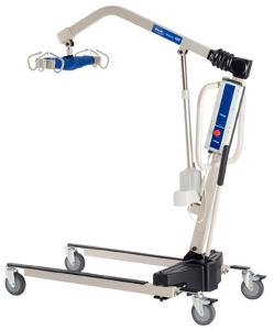 Photo of a patient lift